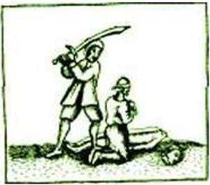 Christenze Axlesdatter Kruckow adelig henrettet for trolddom